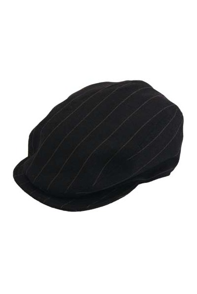 Wool Stripe Hunting Cap