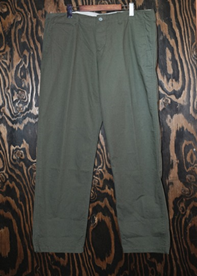 41KHAKI TYPE TROUSERS