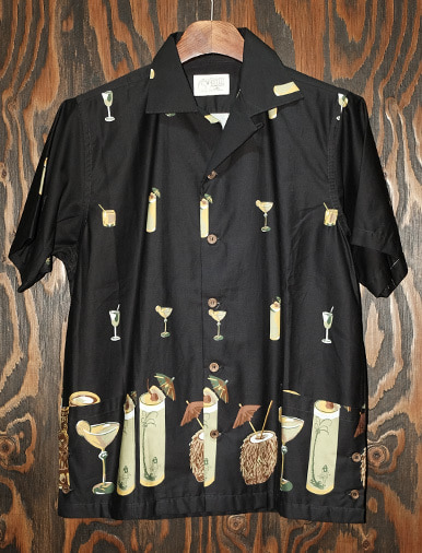 TIKI BAR S/S SHIRT