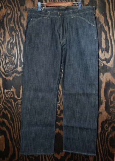 WESTERN DENIM PANTS