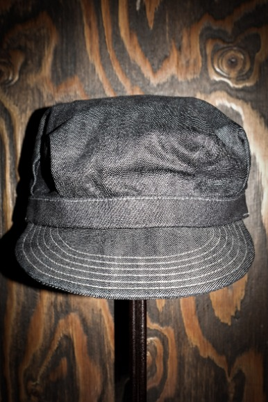 10oz DENIM WORK CAP