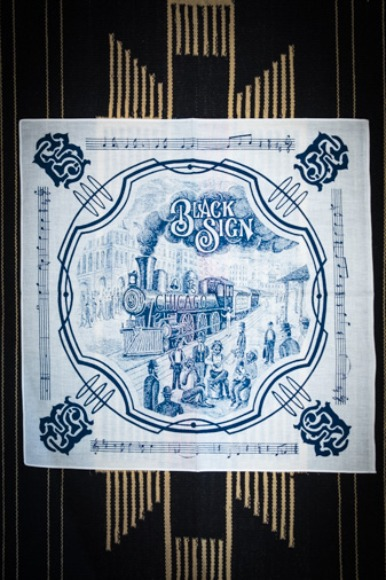 DREAM TRAIN BANDANA