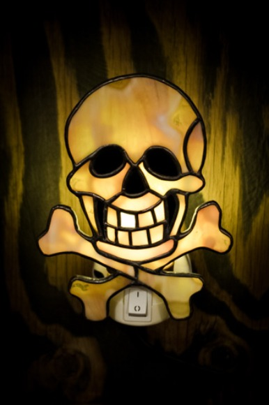 SMILE SKULL DREAM LIGHT