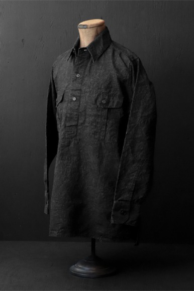 INDIAN INK FRENCH FIELD SHIRT
