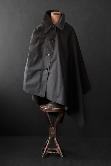 BRITISH OILED COTTON SNIPER CAPE