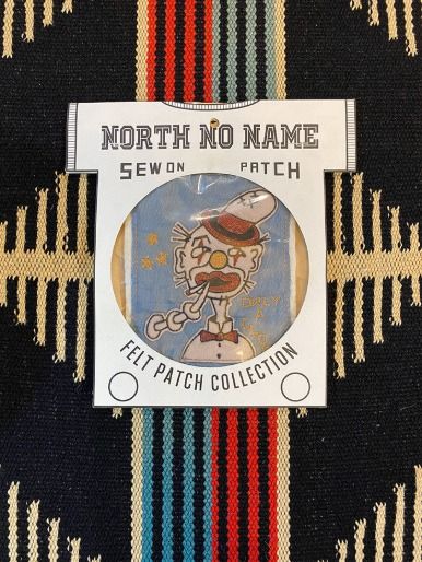 NORTH NO NAME, VINTAGE PATCH